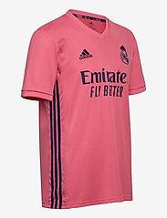 adidas Performance - Real Madrid Away Jersey - football shirts - sprpnk - 3