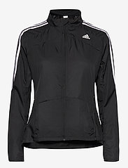 adidas Performance - Marathon 3-Stripes Jacket W - training jackets - black - 1