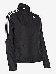 adidas Performance - Marathon 3-Stripes Jacket W - training jackets - black - 4