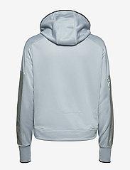 adidas Performance - Space Race Hoodie W - hoodies - halsil - 2