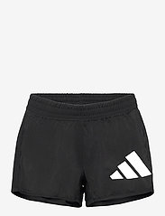 adidas Performance - 3 Bar Logo Woven Shorts W - training korte broek - black/white - 1