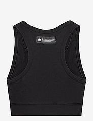 adidas Performance - Studio Low Support Sports Bra W - sport bras: low - black - 2