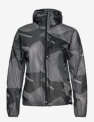 adidas Performance - Terrex Agravic Graphic 2.5 Layer Rain Jacket W - treenitakit - gresix - 1