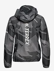 adidas Performance - Terrex Agravic Graphic 2.5 Layer Rain Jacket W - treenitakit - gresix - 2