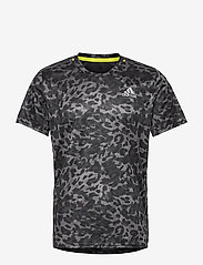 adidas Performance - Fast Primeblue Graphic T-Shirt - sportoberteile - grefou - 1