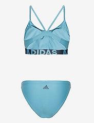 adidas Performance - Beach Bikini W - sport bikini''s - hazblu - 1