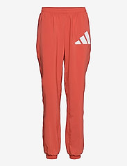 adidas Performance - Woven Badge of Sport Pants W - sportbroeken - crered/white - 1