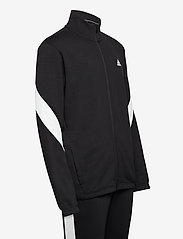 adidas Performance - Sportswear Cotton Track Suit - dresy - black/white - 3