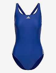 SH3.RO Classic 3-Stripes Swimsuit W - ROYBLU/WHITE