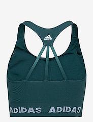 adidas Performance - Training Aeroknit Bra W - sport bras: low - wiltea - 2