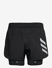 adidas Performance - Fast Primeblue Two-In-One Shorts W - träningsshorts - black - 2