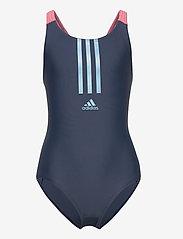 adidas Performance - Swimsuit - swimsuits - crenav/hazblu/hazros - 0