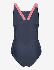 adidas Performance - Swimsuit - swimsuits - crenav/hazblu/hazros - 1