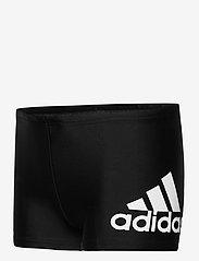 adidas Performance - Badge of Sport Briefs - bademode - black/white - 1