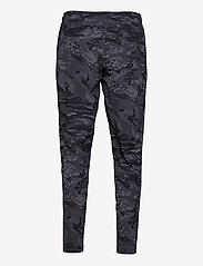 adidas Performance - Training 3-Stripes Camo Pants - treenihousut - black - 2