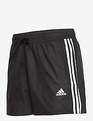 adidas Performance - Classic 3-Stripes Swim Shorts - shorts - black - 3