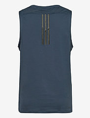 adidas Performance - AEROREADY 3-Stripes Primeblue Tank Top - tank tops - crenav - 2
