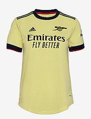 adidas Performance - Arsenal 21/22 Away Jersey W - voetbalshirts - peacit - 0