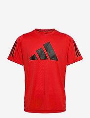adidas Performance - FreeLift T-Shirt - football shirts - vivred - 1