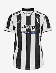 adidas Performance - Juventus 21/22 Home Jersey W - voetbalshirts - white/black - 1