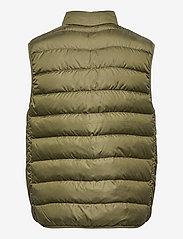 adidas Performance - Essentials Light Down Hooded Parka - sportjackor - focoli - 2
