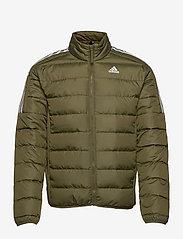 adidas Performance - Essentials Down Jacket - sportjackor - focoli - 1