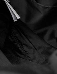 adidas Performance - Classic Roll-Top Backpack - sportstasker - black/white - 4
