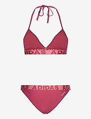 adidas Performance - Beach Bikini W - bikini-sett - wilpnk/hazros - 2
