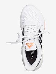 adidas Performance - EQ21 Run  W - running shoes - ftwwht/cblack/ironmt - 3