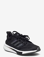 adidas Performance - EQ21 Run  W - running shoes - cblack/grefiv/gresix - 0