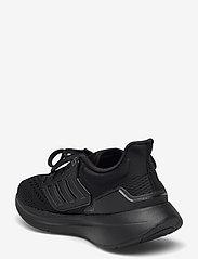 adidas Performance - EQ21 Run  W - running shoes - cblack/cblack/cblack - 2