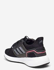 adidas Performance - EQ19 Run  W - running shoes - cblack/ironmt/scrpnk - 2