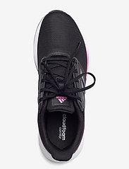 adidas Performance - EQ19 Run  W - running shoes - cblack/ironmt/scrpnk - 3