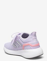 adidas Performance - EQ19 Run  W - running shoes - prptnt/msilve/scrora - 2