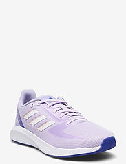 adidas Performance - Run Falcon 2.0  W - running shoes - prptnt/ftwwht/sonink - 0