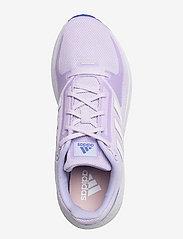 adidas Performance - Run Falcon 2.0  W - running shoes - prptnt/ftwwht/sonink - 3