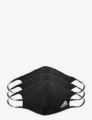 adidas Performance - FACE CVR M/L - ansiktsmasker - black - 0