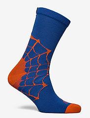 adidas Performance - Marvel Spider-Man Primegreen Socks 3 Pairs - skarpety & rajstopy - legink/borang/blue - 1