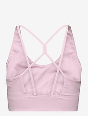 adidas Performance - Aeroknit Designed To Move Seamless Low Support Bra Top W - sport bras: low support - clpink - 2