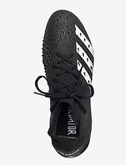 adidas Performance - PREDATOR FREAK .2 FG - fodboldsko - cblack/ftwwht/cblack - 3