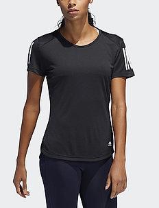 OWN THE RUN TEE - logo t-shirts - black