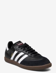 SAMBA - låga sneakers - cblack/ftwwht/cblack