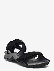 Terrex Cyprex Ultra II Sandals - wandersandalen - cblack/visgre/ftwwht