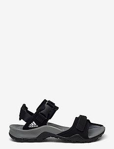 Terrex Cyprex Ultra II Sandals - vandringssandaler - cblack/visgre/ftwwht