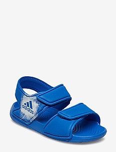 ALTASWIM I - sandals - blue/ftwwht/ftwwht