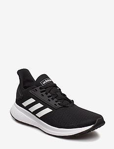 DURAMO 9 K - training shoes - cblack/ftwwht/cblack