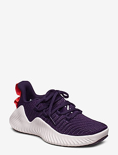 AlphaBOUNCE TRAINER W - treningssko - legpur/orctin/shored