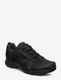 TERREX AX3 GTX - buty na wędrówki - cblack/cblack/carbon