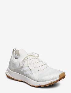 TERREX TWO PARLEY W - chaussures de course - nondye/ftwwht/nondye
