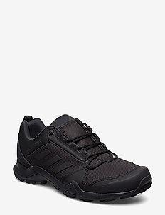 TERREX AX3 - buty na wędrówki - cblack/cblack/carbon